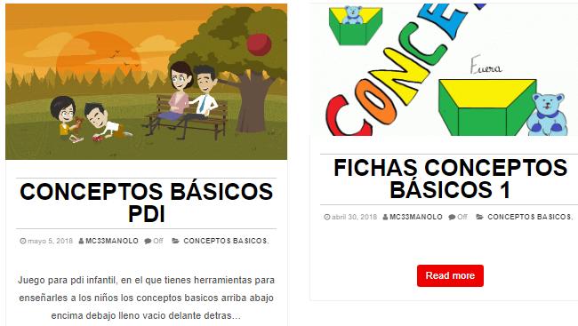 Juegos conceptos basicos